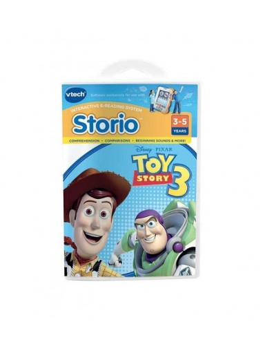 Storio Cartucce Toy Story 3 Hasbro A1155450-toys24.it