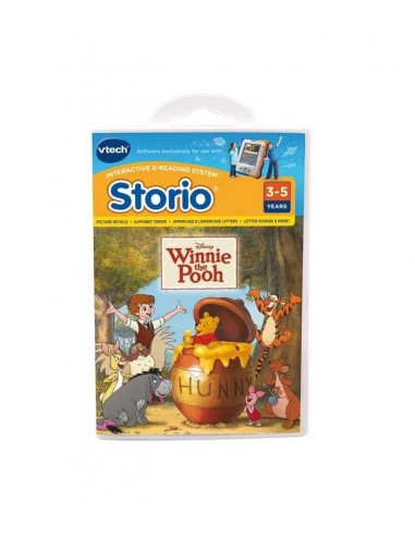 Storio Cartucce Winnie The Pooh Hasbro A1153450-toys24.it
