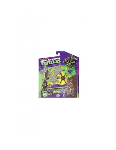 Maggio 3 Splat strike turtles ninja TV GG00110