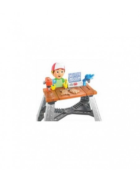 Manny Il Super Banco da lavoro Fisher Price V3883-toys24.it