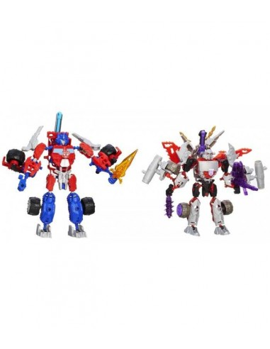 Transformers A3741E350 construct a bots ultimate set