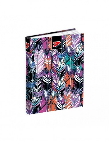 Diario pocket the double girl 16 mesi multicolore