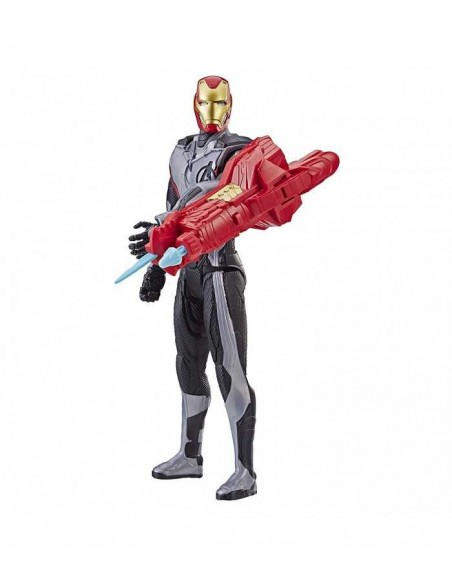 Marvel Avengers - Personaggio Titan Hero Power FX - Iron Man