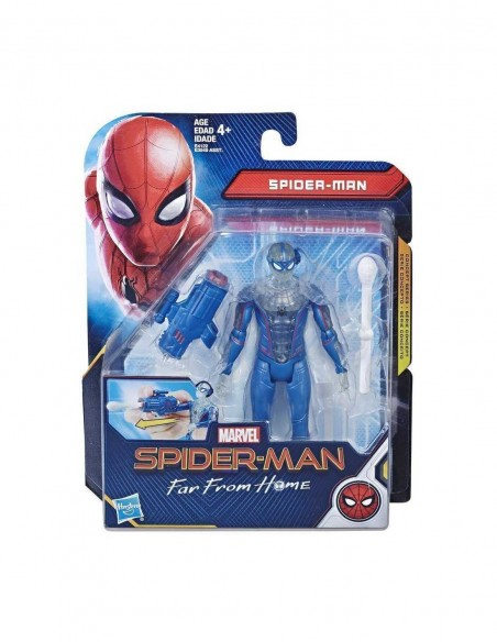 Spider-Man for from home personaggio base